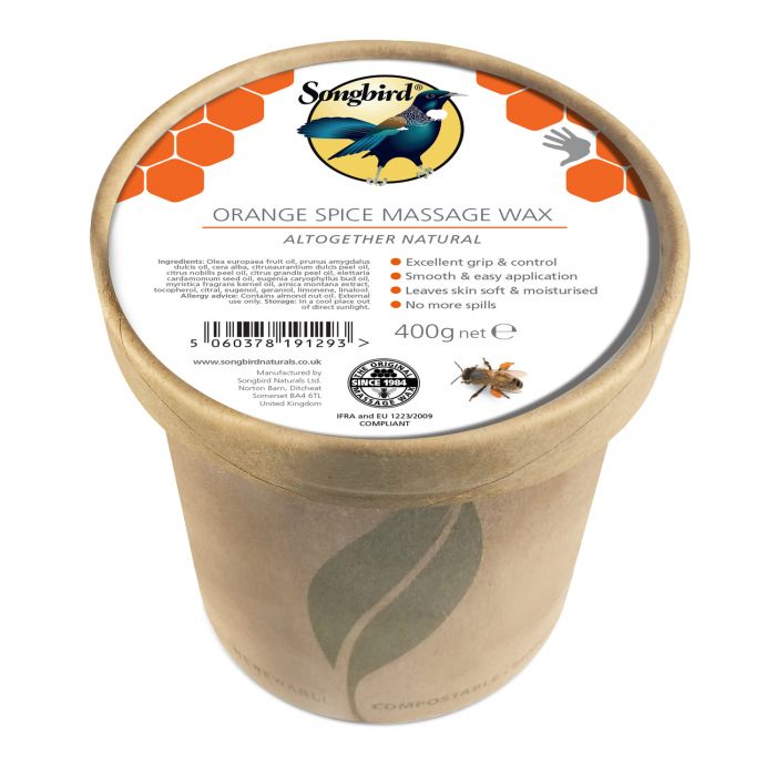 Songbird plasticvrije Ecotubs 400 gram