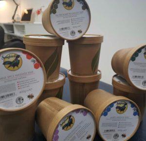 Songbird plasticvrije Ecotubs l Nieuwe verpakkingsstijl