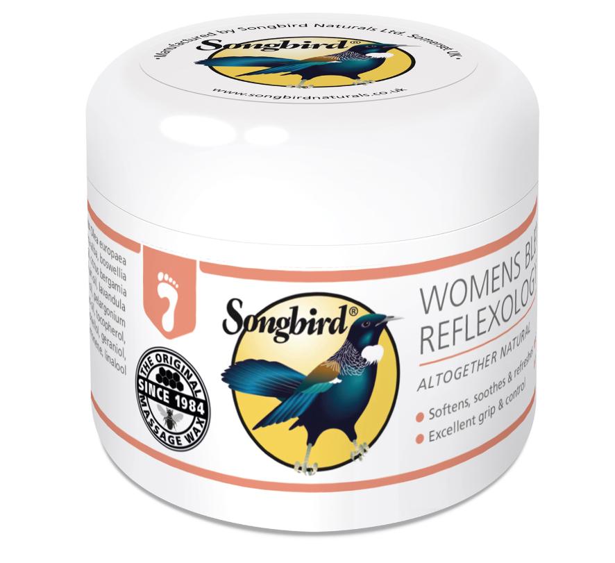 songbird-womens-blend-reflexology-wax-100gr
