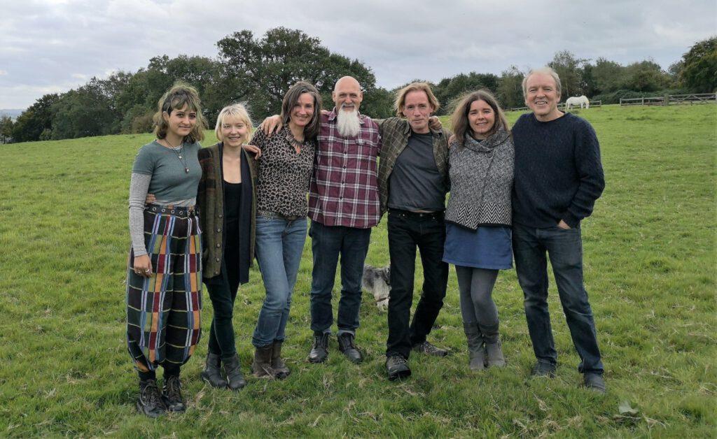 the-songbird-naturals-team-at-ditcheat-hill-farm-in-somerset-2019